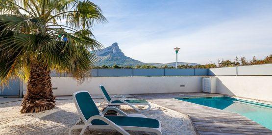 Ferienhaus Fotografie im Ausland