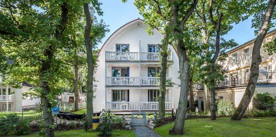 Appartementhaus Fotografie in Boltenhagen